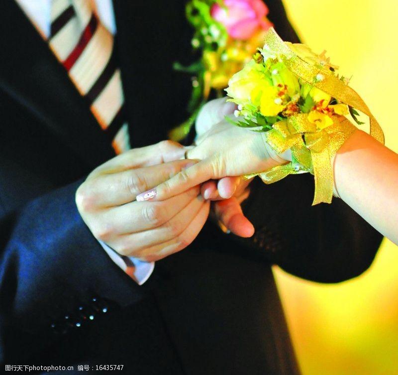 结婚婚纱礼服结婚图片