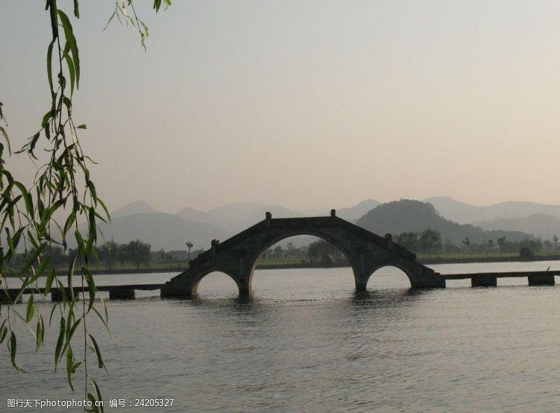 绍兴风景鉴湖山水